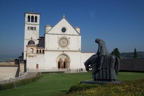 Basilica - Assisi (3560 clic)