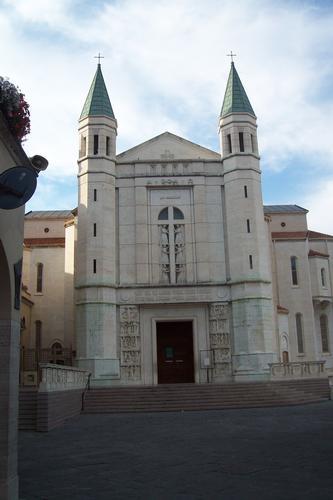 Cattedrale - Cascia (1347 clic)