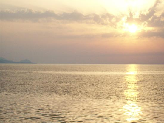Tramonto - VILLA MARGI - inserita il 25-May-12
