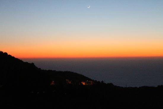 Tramonto - Capri leone (1601 clic)