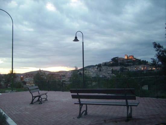 tramonto sospese - Amelia (3063 clic)