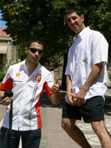 COMPONENTI DEL CLUB FERRARI - Acquedolci (3492 clic)