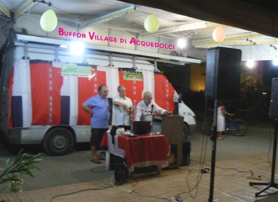 FESTA AL VILLAGGIO DI CONTRADA BUFFONE  - Acquedolci (3761 clic)
