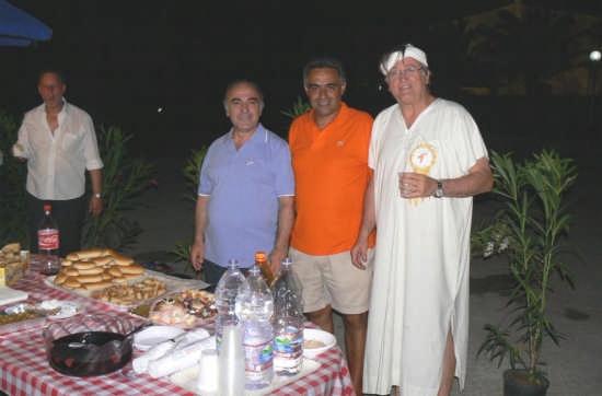 FESTA AL VILLAGGIO DI CONTRADA BUFFONE  - Acquedolci (3190 clic)