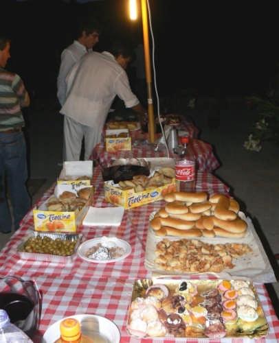 FESTA AL VILLAGGIO DI CONTRADA BUFFONE  - Acquedolci (3215 clic)