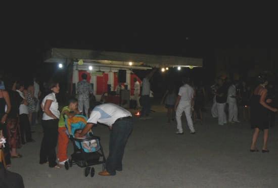 FESTA AL VILLAGGIO DI CONTRADA BUFFONE  - Acquedolci (3299 clic)