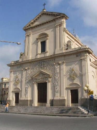 CHIESA MADRE Beata vergine Assunta - Acquedolci (5177 clic)