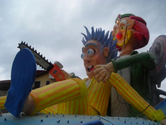 CARRO DI CARNEVALE - Acquedolci (5820 clic)