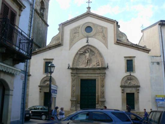 MISTRETTA  - CHIESA SAN SEBASTIANO (3526 clic)