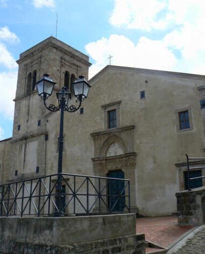 MISTRETTA  - CHIESA SAN GIOVANNI (3425 clic)