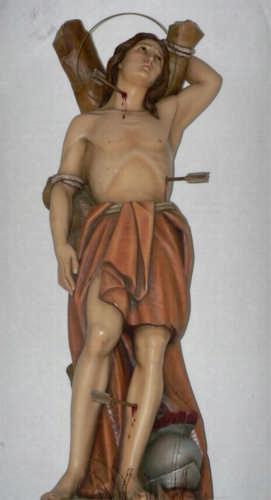 PETTINEO - CHIESA SAN SEBASTIANO (2893 clic)