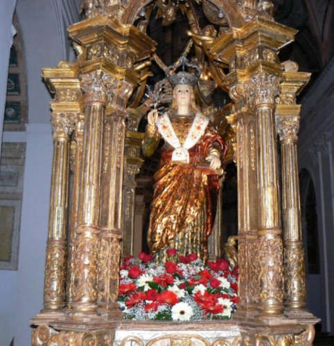 SANTA OLIVA - Pettineo (7265 clic)