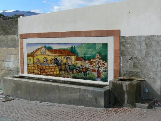PETTINEO -  FONTANA IN C.DA CREDENZA (3082 clic)