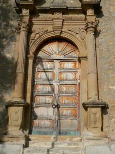 PORTALE DELLA CHIESA SAN NICOLO' - Pettineo (3772 clic)