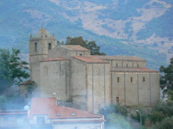 CHIESA  DI SAN NICOLO' - Pettineo (3199 clic)