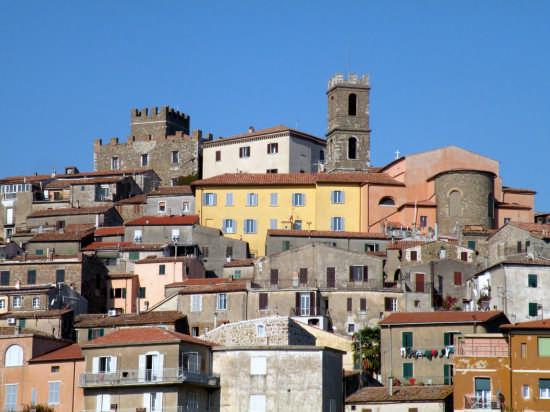 Il Castello  - Manciano (2563 clic)