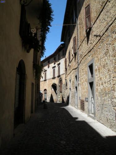 Vicolo - Orvieto (2306 clic)