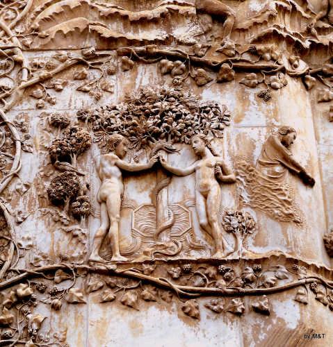 Il peccato originale  - Orvieto (2633 clic)