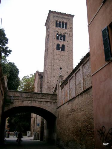 Campanile  - Ravenna (2321 clic)