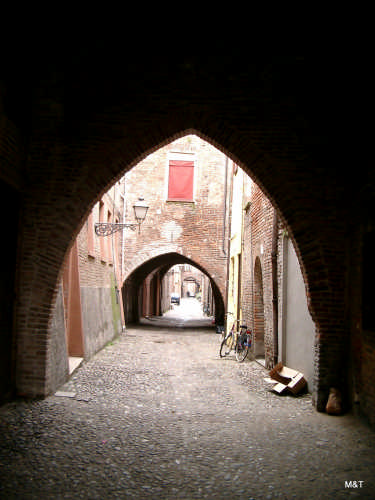 Lampione & bici - Ravenna (2470 clic)