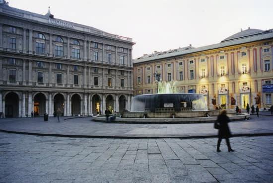 Gita in continente | GENOVA | Fotografia di Tiziano Collu