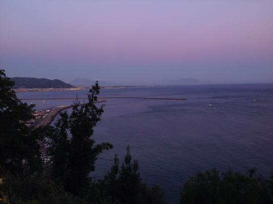 Tramonto a Salerno (963 clic)