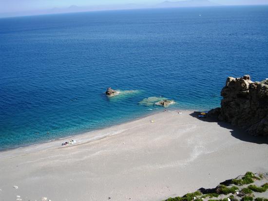 Spiaggia in pieno Agosto - Gioiosa marea (4034 clic)