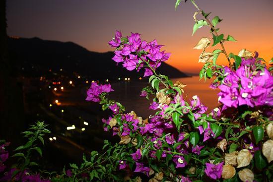 tramonto a gioiosa - Gioiosa marea (2855 clic)