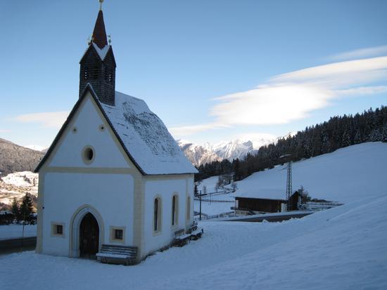 La chiesa - Vipiteno (1610 clic)