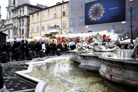 Piazza di Spagna  - Roma (2405 clic)