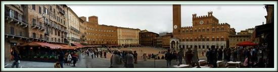 Piazza de Campo - Siena (1533 clic)