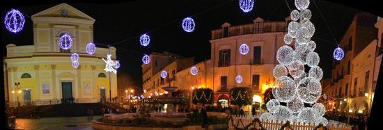 Natale a Cava - Cava de' tirreni (3345 clic)