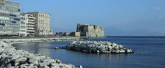 Castel dell'Ovo - Napoli (2079 clic)