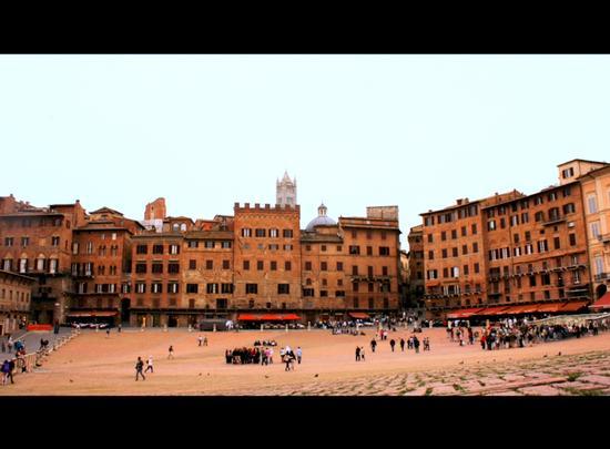 Piazza del Campo - Siena (2021 clic)