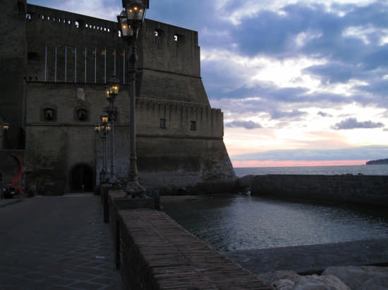 Castel dell'Ovo - Napoli (4086 clic)