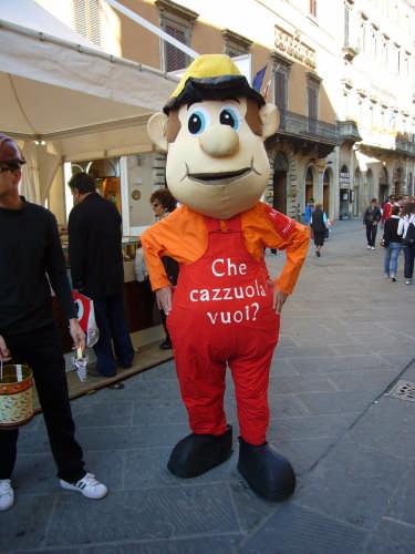 Eurochocolate  - Perugia (3508 clic)