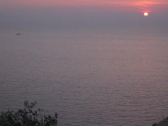 tramonto in costiera - Sorrento (2865 clic)