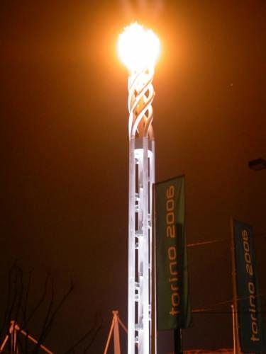 La fiaccola Olimpica - Torino (4217 clic)
