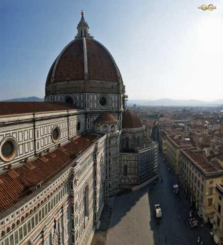 Santa Maria del Fiore - Firenze (2601 clic)