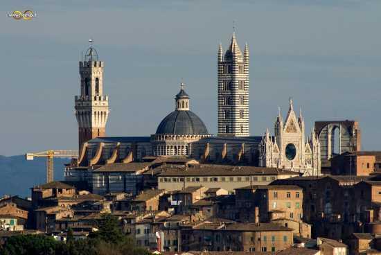 Panoramica - Siena (2064 clic)