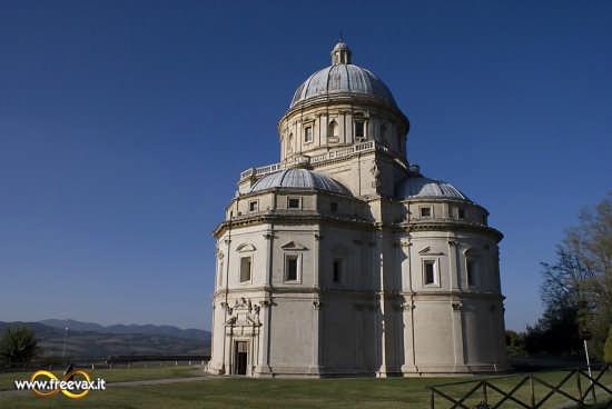 Todi - Santa Maria della Consolazione (6087 clic)