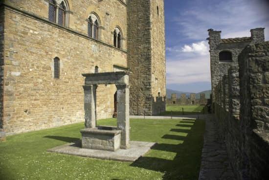 Il Castello dei Conti Guidi - Poppi (3043 clic)