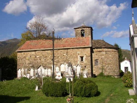 Fontanarossa - Chiesa di Santo Stefano (2740 clic)