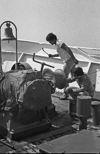 Traghetto Napoli-Capri 14.09.1984 (1642 clic)