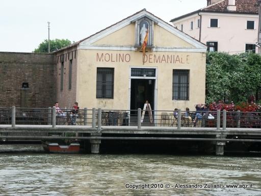 Il Molino demaniale - Dolo (4596 clic)