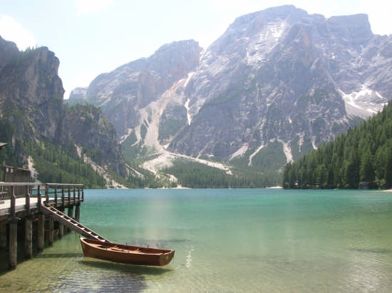 lago di Braies estate 2007 (4972 clic)
