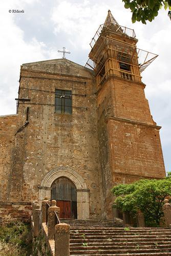 Chiesa Matrice - Sambuca di sicilia (2758 clic)