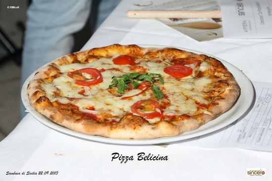 """I sapori del borgo dei borghi 2016! """"Pizza Belicina""""  - Sambuca di sicilia (1036 clic)"""
