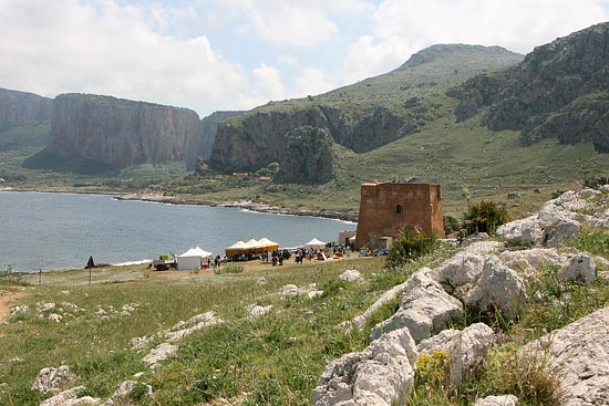 Torre Cofano - Custonaci (3811 clic)