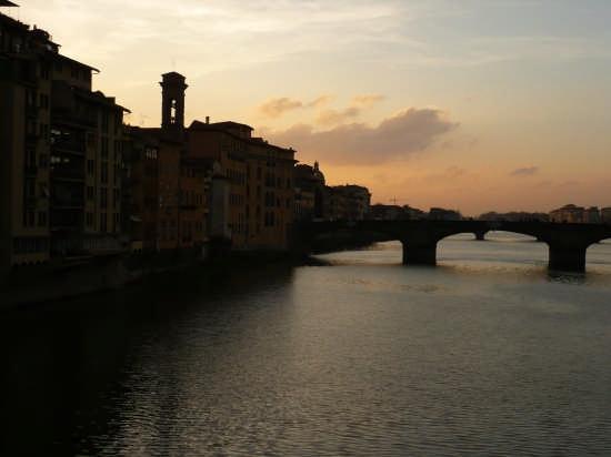 Crepuscolo fiorentino, NaWeL LaviLLe, 2008 - Firenze (2087 clic)